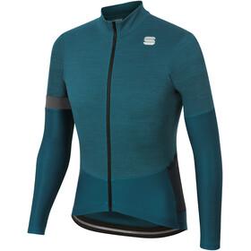 Sportful Supergiara Thermische Jersey Heren, blue corsair